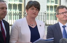 DUP signs £1 billion deal to prop up Theresa May's government