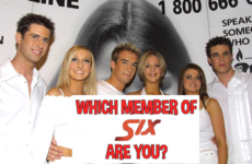 Which Member of Six Are You?