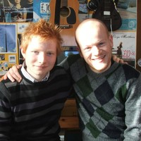 This Laois man taught Ed Sheeran how to use the loop pedal that caused the Glastonbury controversy