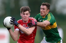 Cork make one change for Munster junior football decider against Kerry