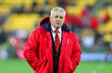 Criticism of devaluing Lions jersey fed into Gatland not using his bench