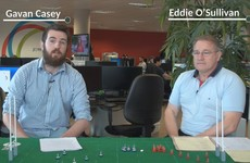 The Rugby Show: Eddie O'Sullivan looks ahead to the Lions' second test against the All Blacks
