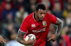 Courtney Lawes confident and ready after staking strong Test claim in Wellington