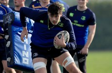 Max Deegan awarded senior contract as Leinster recruit five Ireland U20s to academy