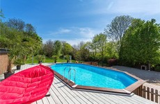 4 of a kind: Homes with swimming pools