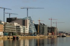 Tower cranes at building sites across the country will be idle on Thursday... here's why