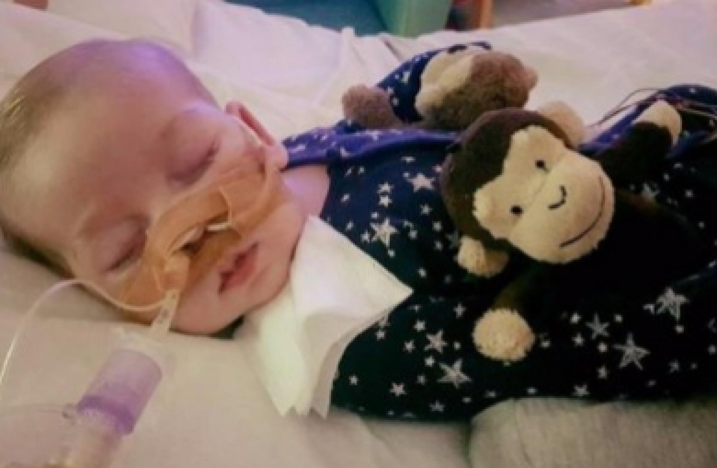 European court refuses to intervene over sick British baby
