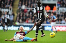 As it happened: Newcastle v Aston Villa