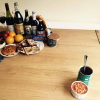 This photo of food is going viral because it's the perfect metaphor for Brexit