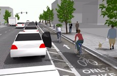 'Parking protected' cycle lanes move one step closer to reality in Dublin city