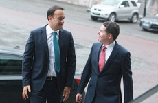 Leo says he wants to cut income tax, with Fianna Fáil's help