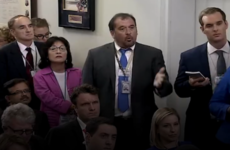 'I'm tired of taking it': Reporter who called out White House spokesperson says press are being bullied