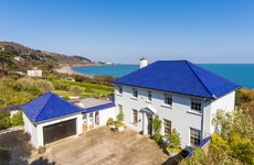 Mediterranean-style living in the heart of Killiney with the chance to build a second house