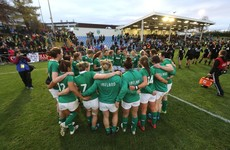 Ireland's World Cup pool games sell out six weeks in advance