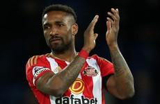 Done deal: Jermain Defoe is staying in the Premier League