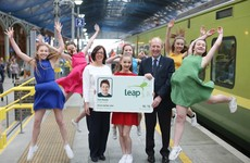 Children with Leap cards to get free access to public transport for two weeks