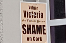'I was disgusted': Complaints over 'Vulgar Victoria' posters placed around Cork