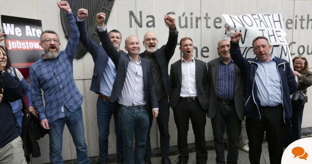 'The #JobstownNotGuilty social media campaign was absolutely necessary'