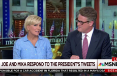 'We're ok, the country is not': TV hosts hit back at Donald Trump for insulting tweets