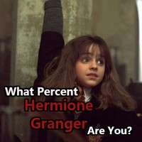 What Percent Hermione Granger Are You?