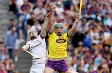 As it happened: Wexford v Galway, Leinster SHC Final