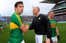 Donaghy and Moran return as Kerry make two changes for Munster senior final against Cork