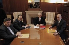Second bailout talks resume today as Greece tries to avoid bankruptcy