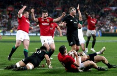 Lions tie up Test series to ensure thrilling decider in Auckland