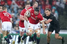 Player ratings as the Lions secure historic Wellington win over All Blacks