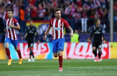 Spain U21 star Saul Niguez has just signed a NINE-YEAR contract with Atletico Madrid
