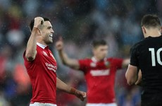 The All Blacks must be getting sick of the sight of Conor Murray
