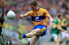 Cleary points the way as Clare sink 14-man Laois