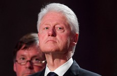 Bill Clinton and Angela Merkel pay respects to 'post-war giant' Helmut Kohl