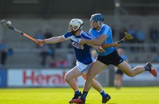 Eamonn Dillon hits 2-4 in sparkling display as Dubs coast past 14-man Laois