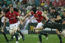 'Sean is a tough but fair player' - O'Brien boost is huge for the Lions