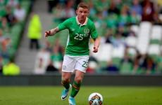 Brendan Rodgers heaps praise on Ireland's Jonny Hayes after impressive display
