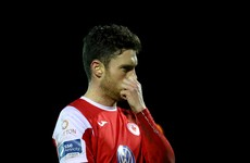 10-man Sligo stun Shamrock Rovers to pick up first league win in almost two months