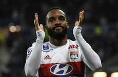 Lyon star travels to London to complete club record €52 million Arsenal move