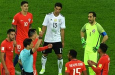 Video Assistant Referee blunder in Confederations Cup final slammed by critics