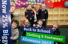 Parents urged to apply for increased Back to School Clothing allowance