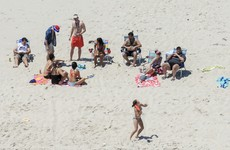 Chris Christie says he didn't get any sun while using beach he shut down to public because 'he was wearing a hat'