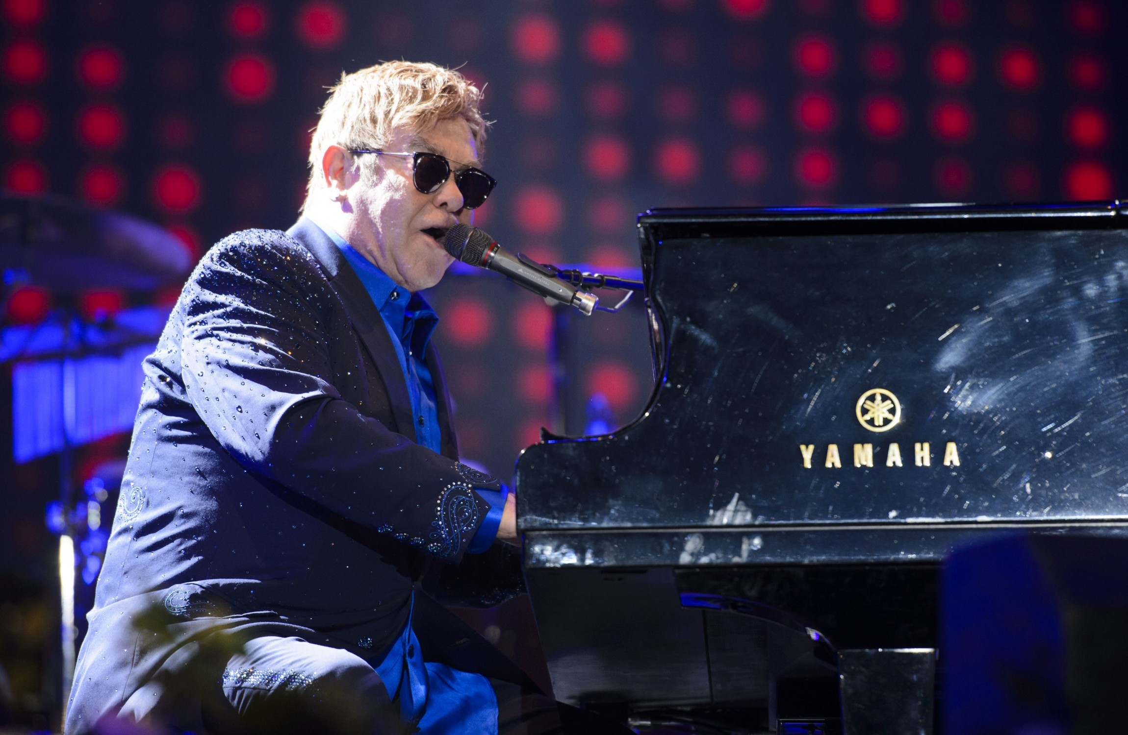 Teen JAILED for plotting bomb attack at Elton John concert