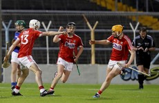 Here's the Cork minor hurling team for tonight's Munster semi-final replay with Tipperary