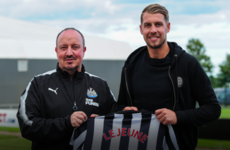 Benitez strengthens his Newcastle squad with capture of €10 million defender from Spain