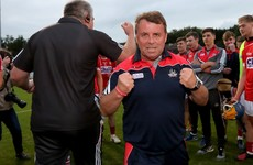 'These guys are in a different league' - Cork boss Ring heaps praise on minor hurling heroes