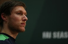 Ireland footballer Jeff Hendrick goes on trial for alleged violent disorder on Harcourt Street