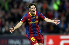 He's going nowhere: Barcelona announce new Messi contract