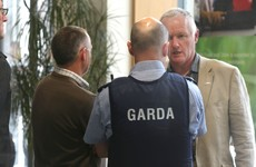 Gardaí attend scene as tillage farmers occupy Department of Agriculture building