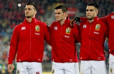 Gatland keeps the faith with Lions team selection as four Irish players to start in decisive third Test
