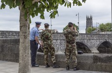 Thomond Bridge in Limerick re-opened after WW1 grenade found